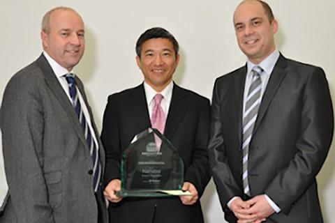 PLANTWORX award