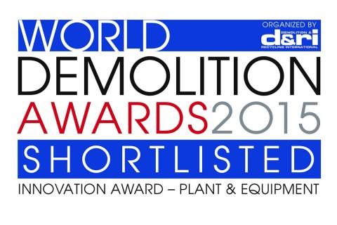 World Demolition Summit Komatsu award