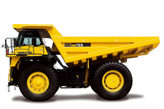 HD785-7 Rigid Dump Truck