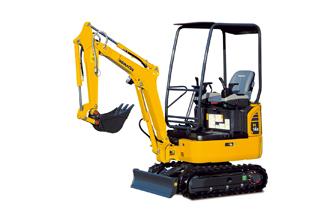 PC14R-3 mini excavator