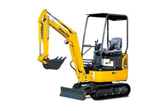 PC16R-3 mini excavator