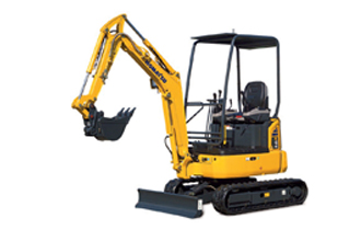 PC18MR-3 mini excavator