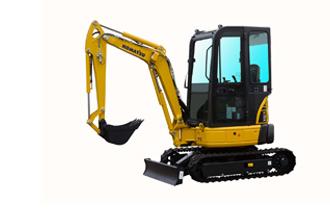 PC22MR-3 mini excavator