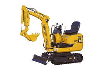 PC09-1 mini excavator