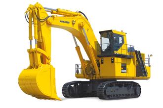 PC2000-8 Hydraulic Excavator