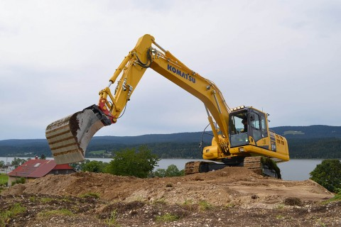 Hillhead offer Komatsu finance