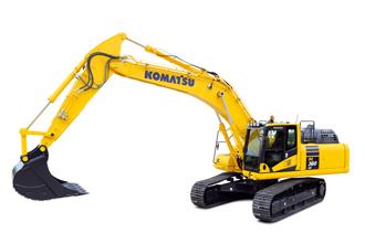 PC360LC-11 Hydraulic Excavator