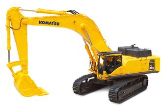 PC800LC-8 Hydraulic Excavator