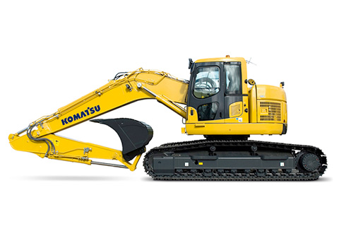 Short Tail Swing Excavators