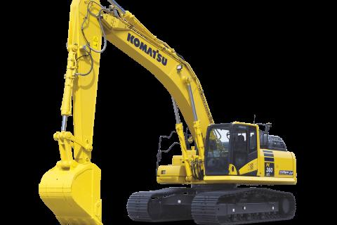 Introducing the Komatsu PC360LCi/NLCi-11 excavator with intelligent Machine Control 2.0