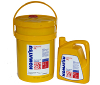 Genuine Komatsu Filters and Lubricants - Marubeni Komatsu