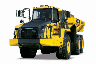 HM400-5 Articulated Dump Truck