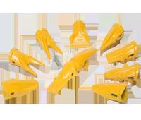 KMAX teeth bucket excavator Ground Engaging Tools