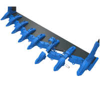 Bladesaver wheel loader Ground Engaging Tools