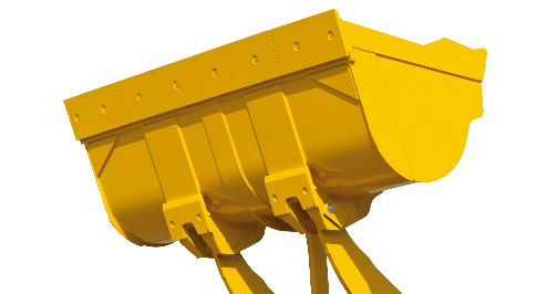 Heavy duty bucket wheel loader Ground Engaging Tools