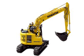 PC138US-11 Hydraulic Excavator