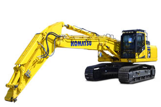 PC360LCD-11 Demolition Excavator