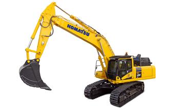 PC490LC-11 Hydraulic Excavator
