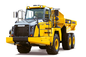 HM300-5 Articulated Dump Truck