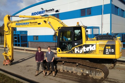 Ridgway Rentals takes a different route to success…