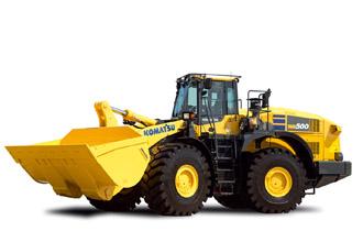 WA500-8 Wheel Loader