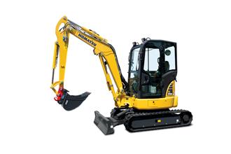 PC35MR-5 Mini Excavator