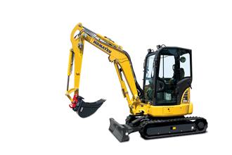 PC30MR-5 Mini Excavator