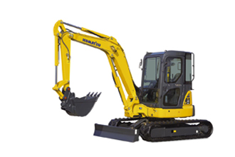 PC45MR-5 Mini Excavator