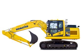 PC170 PC170LC-11 Hydraulic Excavator