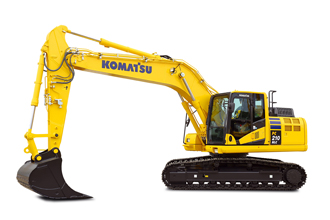 PC210LC-11 Hydraulic Excavator Komatsu Marubeni-Komatsy machines heavy equipment 20 ton