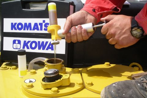 Quality Komatsu filtration – get 10% off in May
