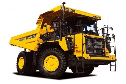 Trucks HD325-8