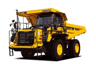 HD325-8 Rigid Dump Truck