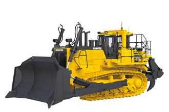 D375A-8 crawler dozer