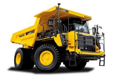 HD405-8 Rigid Dump Truck