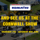 Royal Cornwall Show 2018