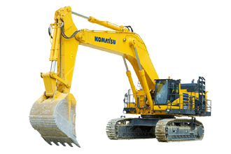 PC1250-11 Komatsu pc1250 excavator