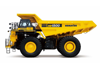 HD1500-8 hd1500 rigid dump truck Komatsu marubeni-komatsu