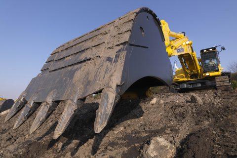 KMAX Komatsu parts excavator digger attachments ground engaging equipment GET wheel loader hensley
