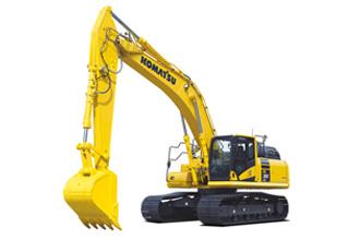 Komatsu PC360LCi-11 crawler tracked hydraulic excavator intelligent machine control technology