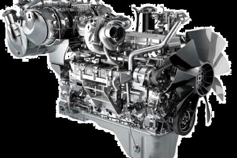 Komatsu Stage V 5 engine